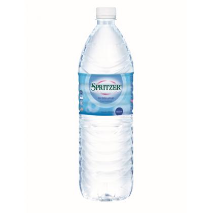Spritzer Distilled Drinking Water 12x1.5L