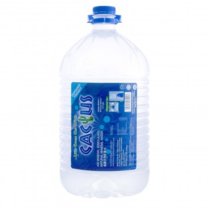 Cactus Natural Mineral Water Water 2x9.5L