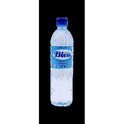 Bleu Natural Mineral Water 24x600ml