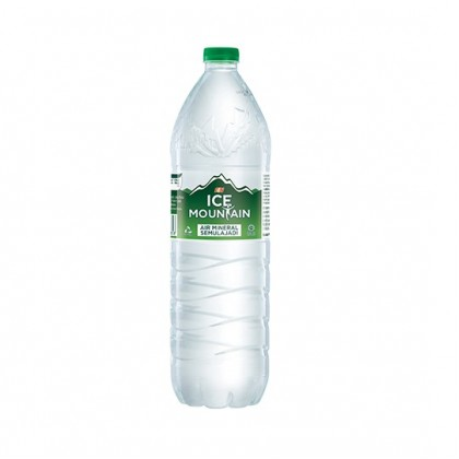 Ice Mountain Natural Mineral Water 12x1.5L