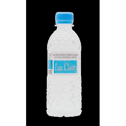 Eau Claire Premium Mineral Water 24x350ml